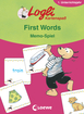 First Words – Memo Spiel