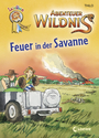 Reading Lion Champion, Adventures in the Wilderness – Savannah in Flames (vol. 3)