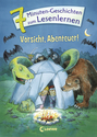 Big Adventures for Boys and Girls! (7-Minute-Stories for First Readers)