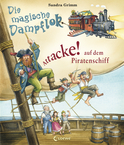 The Magic Steam Engine - Attack On Board The Pirate Ship!