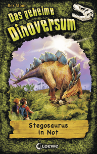 Stegosaurus in Not