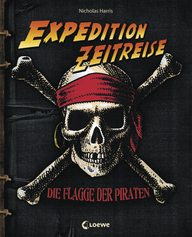 Die Flagge der Piraten