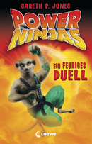 Power Ninjas – Ein feuriges Duell