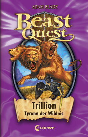 Beast Quest – Trillion, Tyrann der Wildnis
