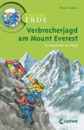 Global Mysteries<br />Hunting Criminals At the Foot of Mount Everest