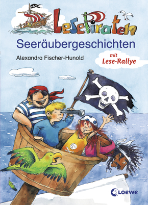 Reading Pirates - Pirate Stories