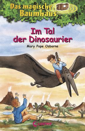 Das magische Baumhaus – Im Tal der Dinosaurier