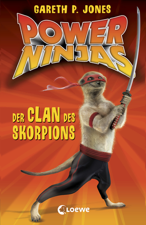 Power Ninjas – Der Clan des Skorpions