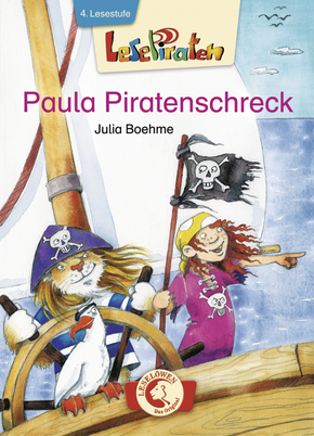 Reading Pirates - Paula Pirate Fright