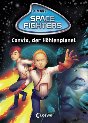 Space Fighters – Convix, der Höhlenplanet