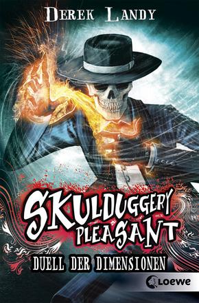 Skulduggery Pleasant – Duell der Dimensionen