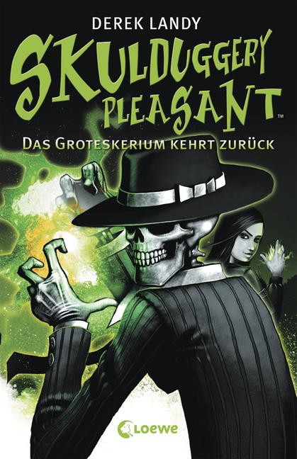 Skulduggery Pleasant 2 Cover