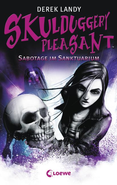 Skulduggery Pleasant 4