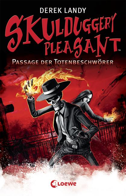 Skulduggery Pleasant 6 Cover
