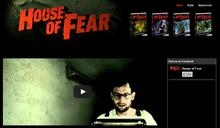 House of Fear - Patrick McGinley