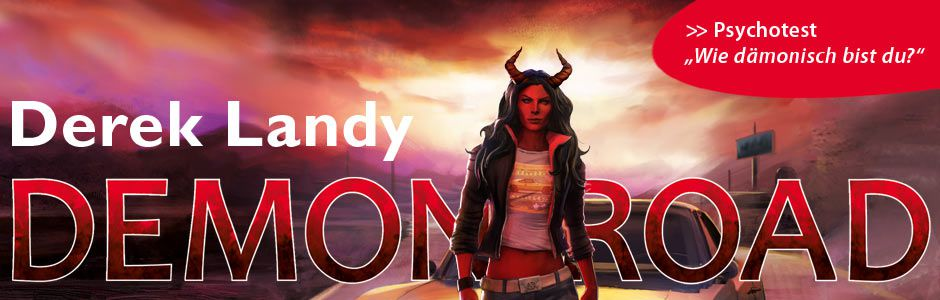 Demon Road Derek Landy Jugendroman