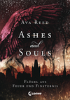 978-3-7432-0252-8 Ashes and Souls (Band 2) - Flügel aus Feuer und Finsternis