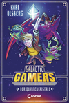 978-3-7432-0582-6 Galactic Gamers (Band 1) - Der Quantenkristall