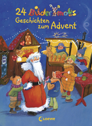 24 Picture Mouse Stories for Advent