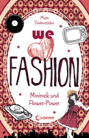 we love fashion – Minirock und Flower-Power