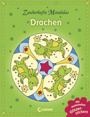Enchanting Mandalas - Dragons