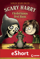 Scary Harry - Fledermaus frei Haus