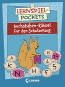 Learning Games (Pocket) - Letter Puzzles for Starting School