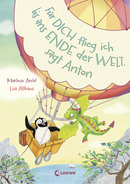 Penguin and Dragon – I Would Fly to the Ends of the Earth for You, Says Anton (Vol. 1)