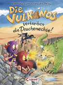 The Vulkanos Chase Away the Dragon Lizard! (Vol.8)