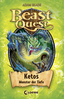 Beast Quest - Ketos, Monster der Tiefe