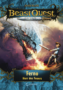 Beast Quest Legend (Band 1) - Ferno, Herr des Feuers