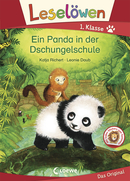 A Panda in the Jungle School