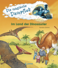 The Magic Steam Engine - In the Land of Dinosaurs