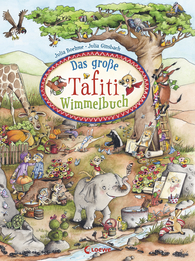 The Big Tafiti Hidden Objects Book