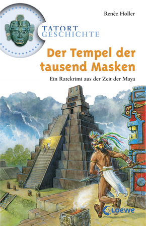 The Temple of Thousand Masks