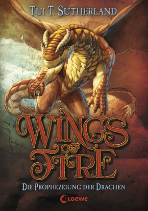 Wings of Fire – Die Prophezeiung der Drachen