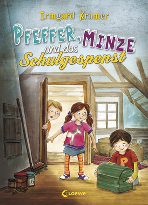 Pepper, Mint and the School Ghost (Vol. 2)