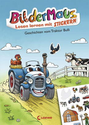 Picture Mouse Sticker Edition - Tales of Bulli the Tractor