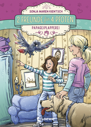 Two Friends for Four Paws – Parrot Fashion (Vol. 2)