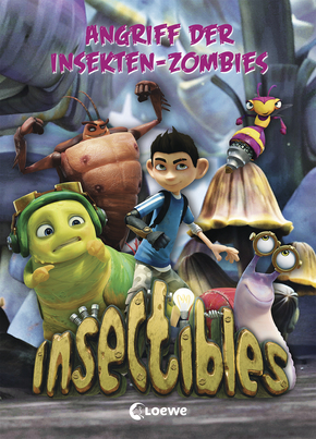 Insectibles - Angriff der Insekten-Zombies