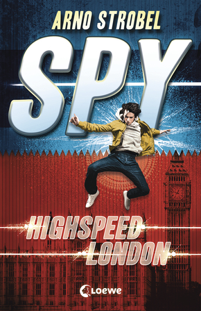 SPY - Highspeed London (Vol.1)