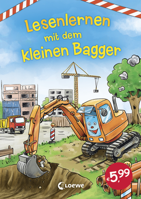 Learning to Read with the Little Digger