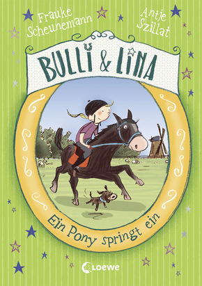 Bulli & Lina - A Pony Jumps In (Vol. 3)