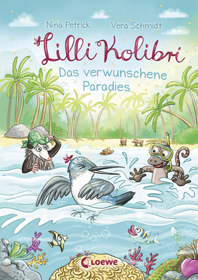 Little Lilli - The Enchanted Paradise (Vol. 3)