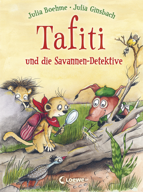 Tafiti and the Savannah Detectives (Vol. 13)