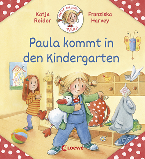 My Best Friend Paula - Welcome to Kindergarten!