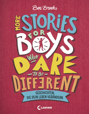 More Stories for Boys Who Dare to be Different - Geschichten, die dein Leben verändern