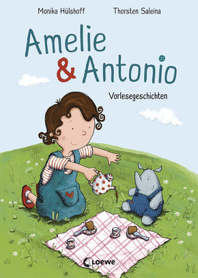 Amelie & Antonio (Band 1)