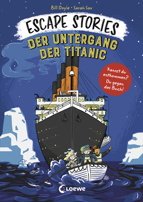 Escape Stories - Der Untergang der Titanic