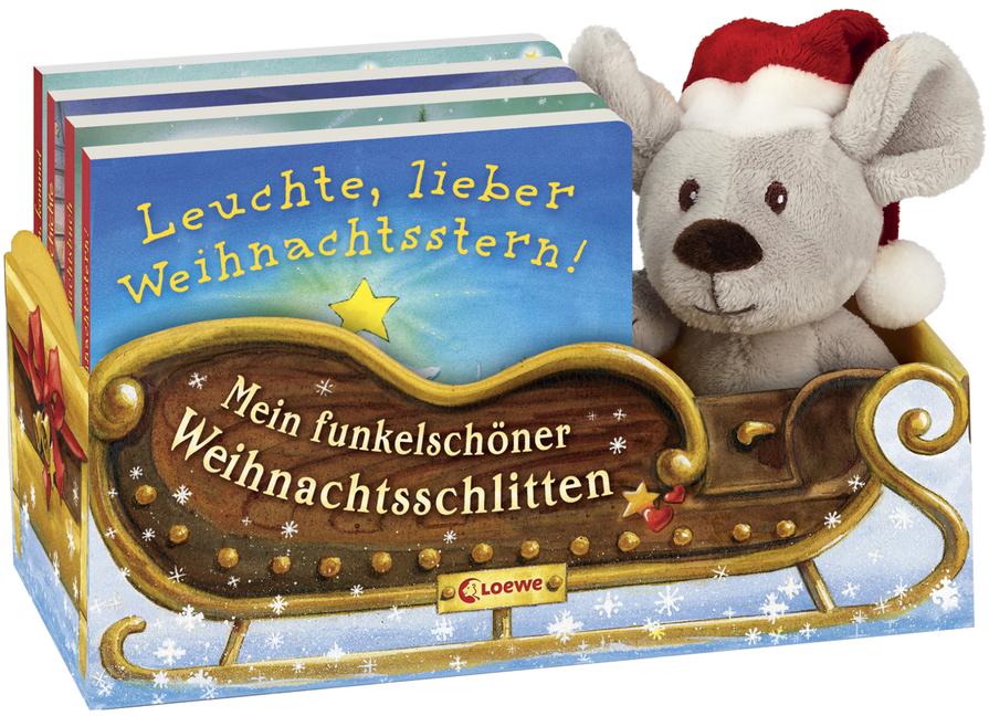Mein funkelschöner Weihnachtsschlitten von Anja Rieger | 978-3-7855 ...